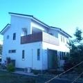 青梅市 N様邸 白を基調としたモダン住宅