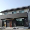 青梅市M様邸、真壁和室のあるSW工法のZEH住宅