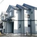 青梅市S様邸 I産業施工建売住宅 雨漏れ修繕 外壁塗装、屋根カバー